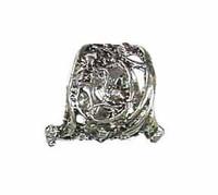 Girl Clan: Ranger - Silver Bracelet (Metal)