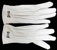 The Life Guards - 1:1 Scale Life Size Wearable White Gloves