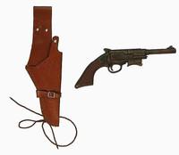 Firefly: Malcolm Reynolds - Pistol w/ Holster (Limit 2)