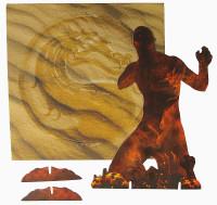 Mortal Kombat: Scorpion - Fatality Display