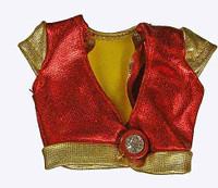 Cheerleader Clothing (Red) - Top