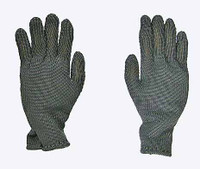 SS Oberst Gruppenfuhrer: Josef Sepp Dietrich - Hands w/ Grey Cloth Gloves