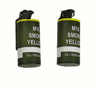 Chris Kyle - Smoke Grenades (2 - Yellow)