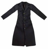 Gangster Girl Agent Set - Black Over Coat