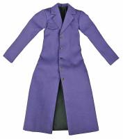Gangster Girl Agent Set - Purple Over Coat