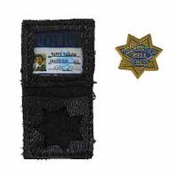 Inspector Harry - ID & Badge