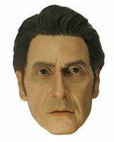 Bank Robbers: Detective - Head (No Neck Joint) (Pachino)