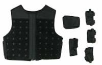Bank Robbers: Criminal Crew - Vest w/ Velcro Pouches