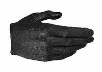 Bank Robbers: Criminal Crew 2 - Right Gloved Relaxed Hand
