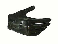 VC FX03 A Nude Bodies - Right Gloved Relaxed Hand