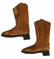 Cowboy (Django) - Boots (For Feet)