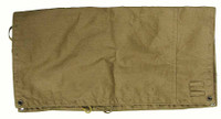 Soviet Female Sniper - Field Canvas Cloak / Tent Raincoat