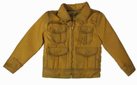 Christmas' Casual Clothing - Brown Jacket
