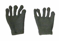 German Head of State (TT004) - Grey Knit Gloves