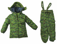 Russian Airborne Troops PKP Machine Gunner - Winter Quilted Uniform