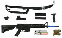 US Coast Guard MSRT - Machine Gun w/ Accessories