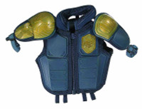 Heavy Armored Special Cop (Blue) - Vest