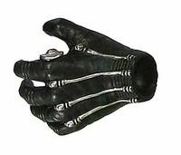 Antman - Left Open Hand