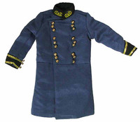 Major General George E Pickett - Over Coat (Real Working Metal Buttons)