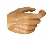Major General George E Pickett - Right Trigger Hand