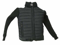James Bond Austrian Action - Quilted Jacket