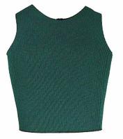 Cities Ranger (Arrow) - Sleeveless Green Padded Vest