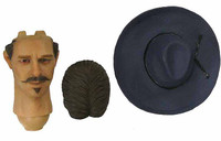 Doc (Version 1) - Head w/ Swappable Hair & Hat