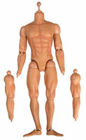 William Wallace (Deluxe Version) - Nude Body w/ Alternate Arms (AS IS) No Neck Joint