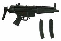 Heavy Armored Special Cop (Female) - MP5 Machine Gun