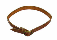 Lethal Weapon (Version B) - Brown Leather Belt