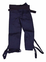 Lee Suit Set: A013 (Kung Fu) - Black Pants