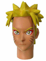 Uzumaki Ninja - Head w/ Serious Expression (See Note)