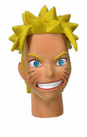 Uzumaki Ninja - Head w/ Smiling Expression (See Note)