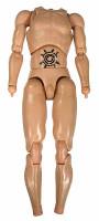Uzumaki Ninja - Nude Body w/ Tatoo and Hand Joints