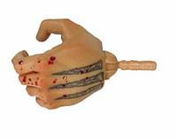 Gangster Kingdom: DIamond V Ralap - Left Open Grip Hand