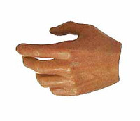 POP Toys: NYPD Policeman - Left Relaxed Hand