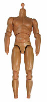 POP Toys: NYPD Policeman - Nude Body