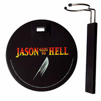 Friday The 13th Part 9: Jason Goes To Hell: Jason Voorhees - Display Stand
