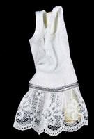 Pole Dancer Dress Sets - White Dress