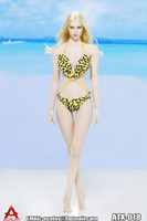 Swimming Suit (Yellow with Dots) - Packaged Accessory Set (No head or body)