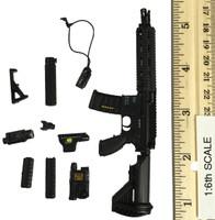 Halo UDT Jumper - Rifle (H&K 416) w/ Accessories