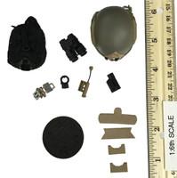 Marine Raiders MSOT 8222 - Helmet w/ Accessories