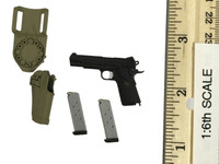 Marine Raiders MSOT 8222 - Pistol (M1911) w Holster