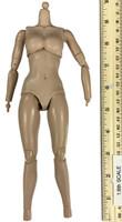 Iron Armor Girl - Nude Body