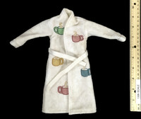 Tyler Durden (Fur Coat Version) - Bath Robe