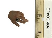Tyler Durden (Fur Coat Version) - Left Pointing Hand