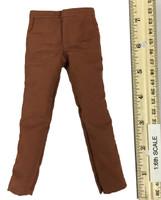 Tyler Durden (Fur Coat Version) - Pants (Orange)