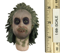 Beetlejuice - Head w/ Neck Joint (See Note)