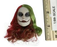 Female Joker - Head (No Neck Joint) (Limit 1)