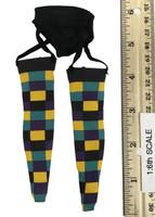 Female Joker - Stockings w/ Garter Belt (Limit 1)